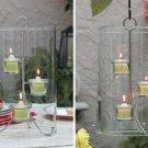 PartyLite Seed Glass Hanging Votive Lantern