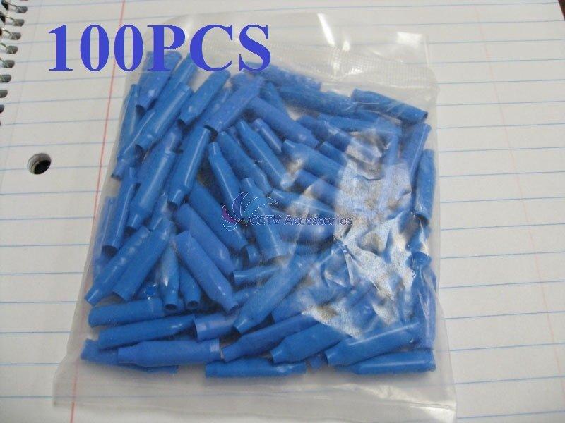 100pcs NEW Crimp B Wire Gel Filled Bean Type Connectors
