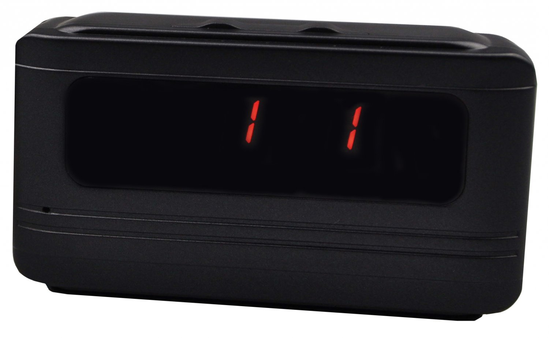 Secuvox Motion Detection HD Camera Talking Alarm Clock