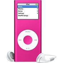 Apple Ipod Nano 4gb Mp3 Player