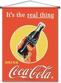 CANVAS: COKE - Real Thing