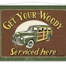 CANVAS: Woody Service