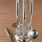 Maxam 7pc Surgical Stainless Steel Kitchen Tool Set