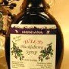 Sugar Free Wild Huckleberry Syrup