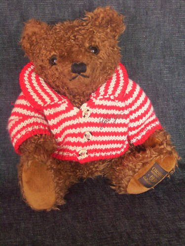 GIORGIO Beverly Hills 1996 BEAR - Plush Toy Doll