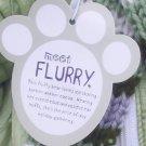 "Teddy Bear Plush 16"" Meet FLURRY hooded zippered coat"