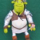 "SHREK the KNIGHT Plush from SHREK THE THIRD 15"" NEW!"