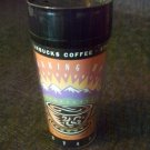 Starbucks 16 oz Travel Coffee Cup Mug Tumbler 1997 UTAH