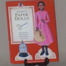 NEW Addy's Paper Dolls (American Girl Collection)
