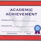 Academic Achievement Certificate - #11385118