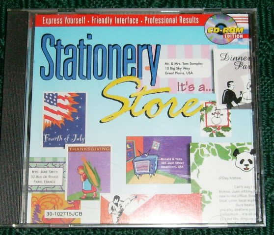 Stationery Store - Express Yourself- Look Professional