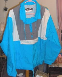 FAR WEST WINDBREAKER, VERY GOOD CONDITION