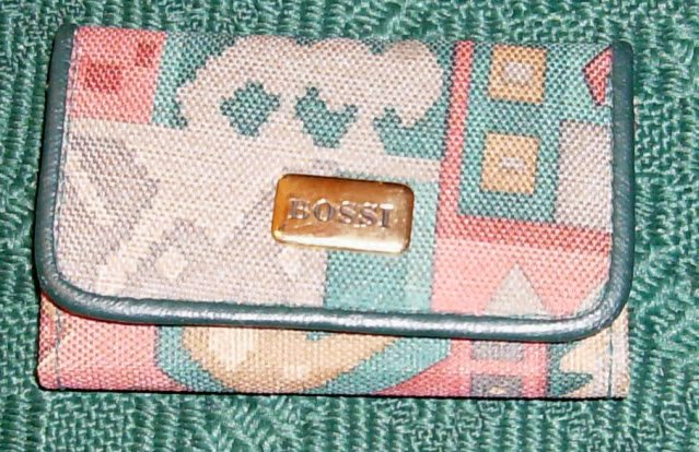 Bossi Keyholder, Abstract Design, Colorful, Pretty, New