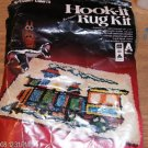 VOGART TRAIN LATCH HOOK KIT - RUG OR WALL HANGING