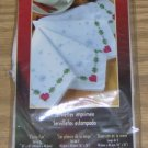FLURRY FUN HEART NAPKINS FROM BUCILLA-NIP-PRETTY