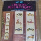 AVON VINTAGE CARS WALL HANGING, NEW IN PACKAGE,