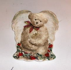 Teddies From Heaven Gabriel Limited Edition 110A Plate
