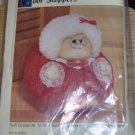 MRS SANTA DOORSTOPPER FROM HOBBYCRAFT- HOLLY-CUTE