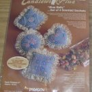 BLUE BELLS SCENTED SACHETS FROM PARAGON - LACY BLUE