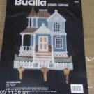 BUCILLA VICTORIAN HOUSE KEY HOLDER KIT