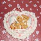 "Cherished Teddy ""Heart to Heart"" Love Heart, 1994"