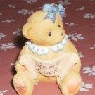 "Cherished Teddies ""Good Luck"" Figurine-Dated 1997"