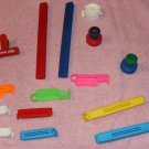 Lot of Snack Clips,Tupperware & Other,Variety of Styles
