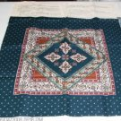 Tapestry Pillow Panel - Or Make a Wall Hanging- Pretty