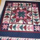 Beautiful Quilt Design - Make 1 pillow or 4- Grt Deal