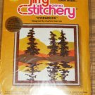 EVERGREENS SUNSET JIFFY STITCHERY NIP PRETTY