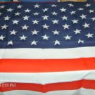 New United States Flag - Red White & Blue - 58 x 35 1/2