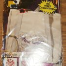 3 PKS TEARAWAY CANVAS-BEAR BUTTERFLY GOOSE-NO COUNT