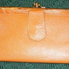Camel Colored Wallet With NotePad,Coin Purse,Checkbook