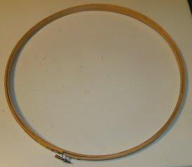 """Wooden Embroidery Hoop 14"""" Round - Very Nice Hoop #9"""