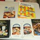 Assortment of Cookbooks and Recipes,Chicken,Pillsbury