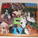 Animal Pictures Wood Board,Interesting Collage,Handmade