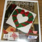 SWEETHEART WREATH LH KIT - CHRISTMASY - PRETTY