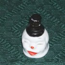 Clown Bell With a Silly Grin And Top Hat, Very Cute