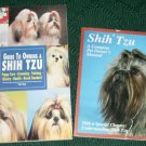 Guide to Owning a Shih Tzu by Teri Soy (1996) & another