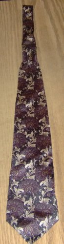 PRETTY PAISLEY TIE FROM ALLYN SAINT GEORGE