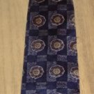 STAFFORD FLORAL WITH SQUARES TIE