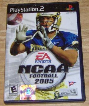 NCAA Football 2005 (Playstation 2)