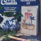 COVER STORY MOMS NEST X STITCH NOTEBOOK COVER KIT