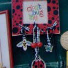 DON'T BUG ME - SWEET WALL HANGING - MUST SEE