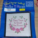 PRETTY TAKE TIME TO SMELL THE ROSES SAMPLER