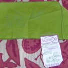 PRETTY GREEN BUTTERFLY APPLIANCE COVER,NEW