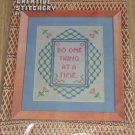 DO ONE THING AT A TIME - PRETTY KIT-NEW IN PACKAGE
