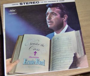 VINTAGE LPS: HYMNS TENNESSEE ERNIE & OTHER CHOIRS