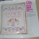 HALLMARK DESIGN LOVE ONE ANOTHER- FROM COL MIN-NICE