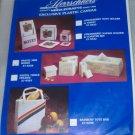 HERRSCHNERS PASTEL MINI BOXES,NIP, MAKES 3 BOXES